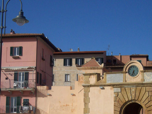 B&B in the center of Portoferraio the capital of the island of Elba
